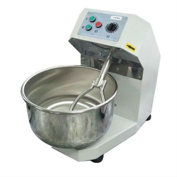 Pétrin à pâte 45 Kg 2 vitesses avec bouton minuterie