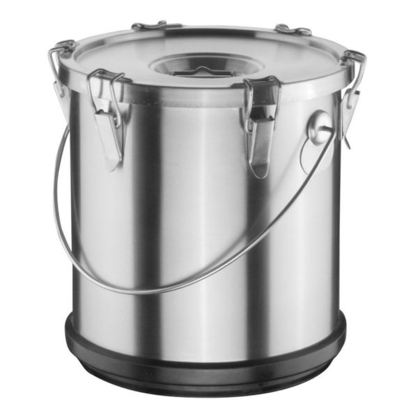 Conteneur de transport d'aliments Double isolant 32×17 cm