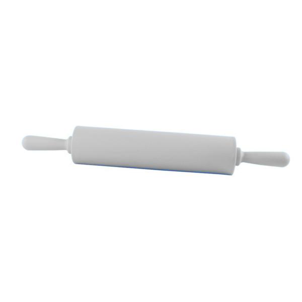 Rouleau à patisserie blanc en polyéthylène 7,5×33 cm
