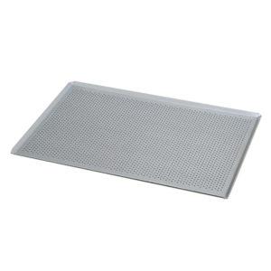 Plaque patissière perforée 53*32,5 cm