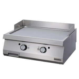 Grill Double Gaz Lisse poser