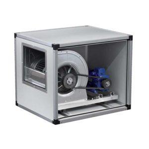 Ventilateurs centrifuges en boîte, transmission ECTD à 2 vitesses 12/12 C1