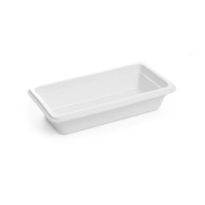 Bac gastronorme en porcelaine 1/3 65mm