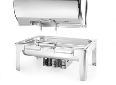 Chafing Dish GN 1/1 Finition Poli miroir