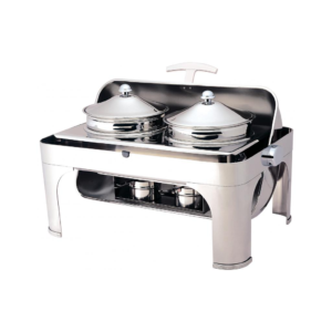 Chafing Dish pied avec poelon