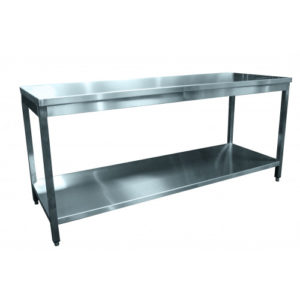 Table Centrale Inox 2000*700*850 CM