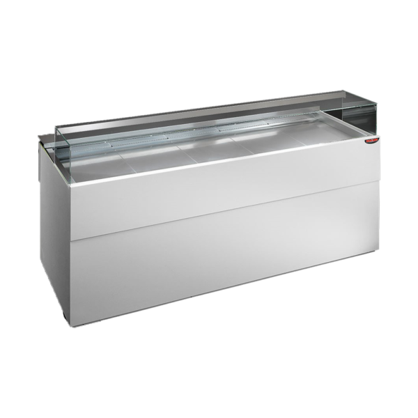 Vitrine Réfrigéré Puntok Avec Vitre Droite 5R +2°C/+5°C