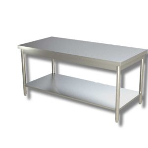 Table Centrale Démontable Avec étagère intermédiaire 700*600*850