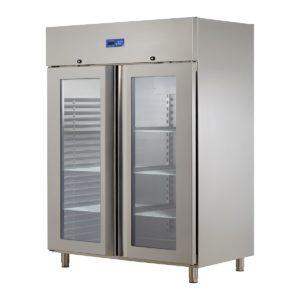 Armoire Réfrigérée Positive 02 Portes Vitrées