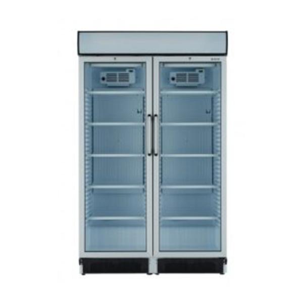 Armoire Réfrigérée pour boissons 02 porte coulissantes vitrée 700 L