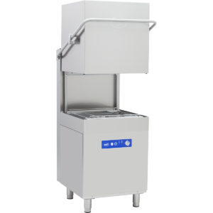 Lave-vaisselle à capot mécanique