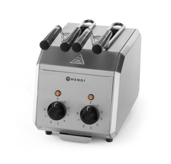 Toaster en Inox