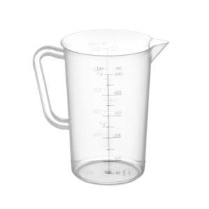POT A MESURER EN POLYÉTHYLÈNE  2 litre