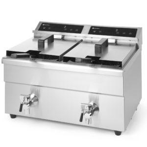 Friteuse à induction double Kitchen 8L*2 Line