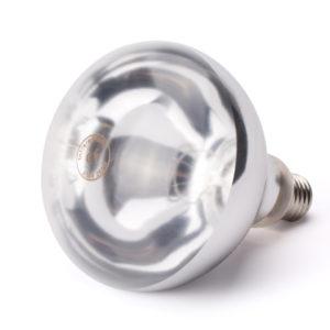 Ampoule pour lampe chauffante infrarouge