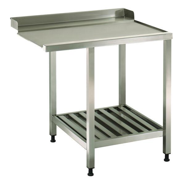 TABLE DE SORTIE (GAUCHE) 900x750x 850 mm